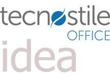 Idee_Office / Idee che possiamo realizzare per te.  Creare lo spazio ideale per lavorare al meglio in ufficio ed in casa. Per info/ For info staff@tecnostile.com