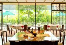 Facilities / Spaces that offer refinement and elegant pleasures