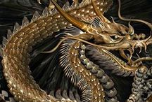 The Ninth Son / Inspirations for a fantasy book I'm working on set in Ancient China.