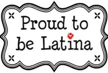 Proud Latina