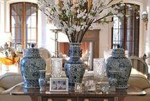 China blue Inspiration