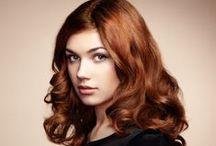 ♀ Female • Ginger Hair