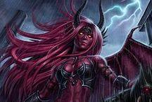 ⚔ Demon • Female