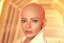 ♀ Female • Bald