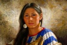 ♀ Female • Native American