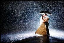 ♥ Couple • Rain