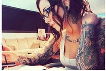 ♀ Female • Tattoo