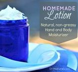 Natural Beauty / Beauty tips using only natural, homemade products.