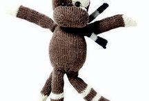 Kniting, crochet tutorial & instructions