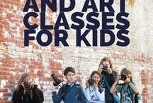 Photography Workshops for Kids & Teens / Photography workshops and art classes for kids and teens in the San Francisco Bay Area.