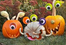 BOO to YOU!! / by Lesa Wilburn