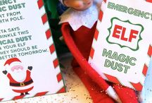 Elf on the Shelf.. / by Lesa Wilburn