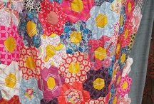 Quilts/Embroidry, Etc. / Quilts are so beautiful! / by Malinda Baggett