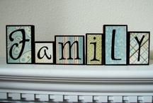 Family / by Malinda Baggett
