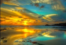 Sunsets / by Malinda Baggett