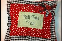 Alabama~ROLL TIDE/Southern Charm! / Proud to be southern & from Alabama~ ROLL TIDE!! / by Malinda Baggett