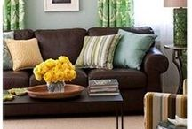 Living Room Inspiration / by Leah Tortilla