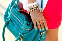 My Style / Favorite fashion ideas, accessories, jewelry, hand bags, apparel, designer looks.