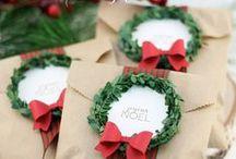 Gift Wraps / by Sharon (Ferrari Florist - Santa Cruz, CA) Richardson