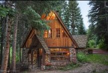 Cottages and Cabins / by Janis