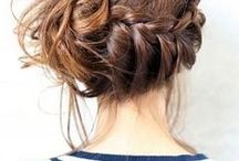 Hair Tips and Updo's / by Ruth Potgieter