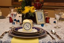 Tablescapes Ideas / Beautiful tablescapes by us and others that inspire me...