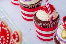 Cupcakes Inspiration / cupcakes and mini cakes for parties and events {ideas and inspiration}