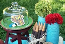Woodland Inspiration / Woodland Ideas and Inspiration for Event/Party Planning