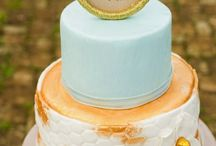 Beautiful Cake Ideas / Beautiful tiered cakes that can inspire the entire event or be the 'talk of the party'! / by In Flight ~ Mayra Rivera