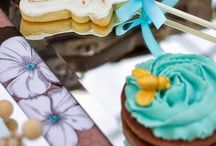Decorated Cookies Inspiration / pretty decorated cookies for parties and events