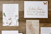 Birds and Woodgrain Inspiration / Birds, woodgrain, wood, wedding, parties and event inspiration!