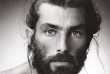 Beautiful Men / Male models and celebrities / by Kristin Berg