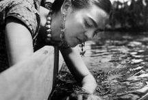 Frida Kahlo / by Charleen White