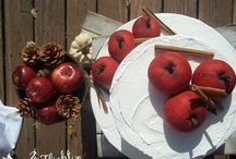 Apples & Pecans Party Inspiration / Apples and Pecans Inspired Occasions for Thanksgiving and Weddings