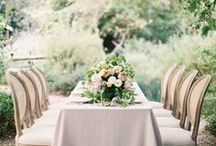 Table Settings... / by Alicia Breining