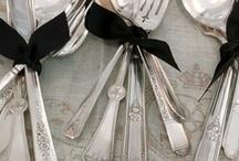 Vintage Silver ~ / by Alicia Breining