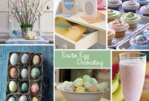 Easter Ideas / Beautiful ideas for Easter, Spring and early summer decor.