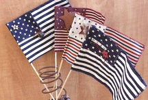 Patriotic Americana / Patriotic Americana items...