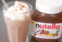 I Love Nutella / 31 Great ways that we use Nutella in our cooking! Lots of easy recipes!