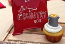 Fun of Summer Party Inspiration / Summer Pins for BBQs, Get-Togethers, Tables Settings, Décor, Recipes and More