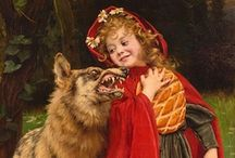 Little Red Riding Hood / Little Red Riding Hood art and collectibles