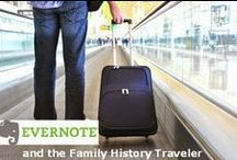 Family History Traveler / travel tips for the family historian