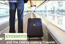 Family History Traveler / travel tips for the family historian
