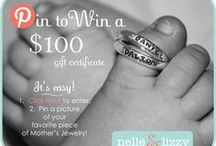 Weekly Share It to Win It Contest / REPIN it to WIN it! Repin the current to picture to ENTER to WIN the item for FREE! Winner will be selected every Monday! Participate in our Facebook and Instagram Facebook: http://www.facebook.com/nelleandlizzy Instagram: http://statigr.am/viewer.php#/user/208992627/  / by NelleandLizzy.com