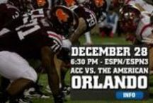 Over at Florida Citrus Bowl / Things of interest to our friends at Florida Citrus Bowl, Orlando, Fla. / by Amway Center