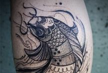 Tattoos / by Joy Leyba Christopherson