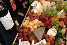 Wine and Food Pairings / The best tips for pairing fine wines with cheeses, chocolates, and other delicious foods.