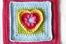 Crochet Squares / by Wendy Freitas-Brown