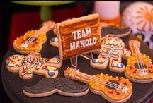 The Book of Life Party Ideas