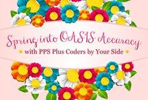 Coding & OASIS Review / by PPS Plus Software